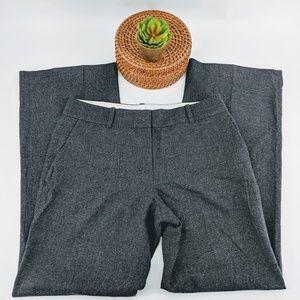 Ann Taylor bootcut pants  wool blend stretchy